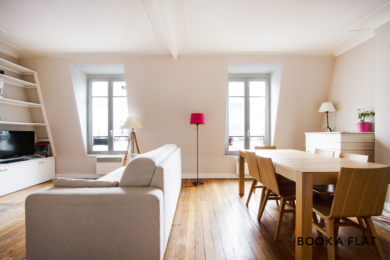 Appartement Paris Rue Jean Daudin 3