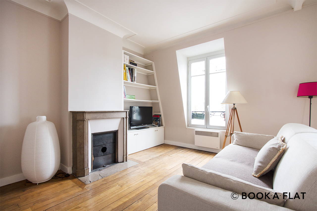 Appartement Paris Rue Jean Daudin 5