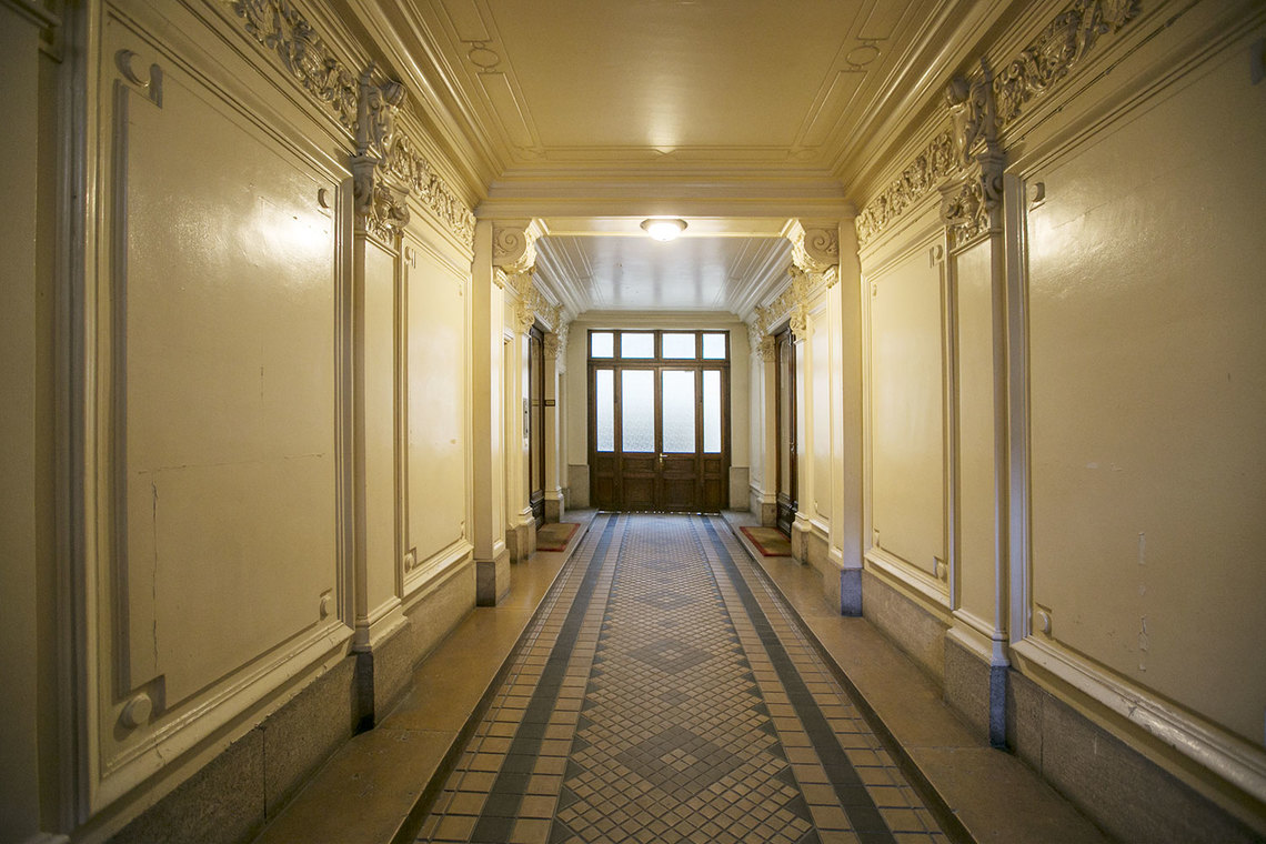 Apartment Paris Avenue Mozart 14