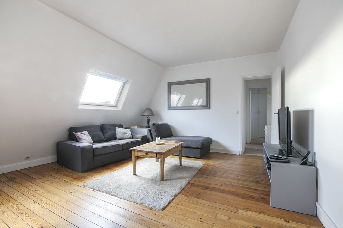 Furnished apartment for rent Paris Avenue Mozart