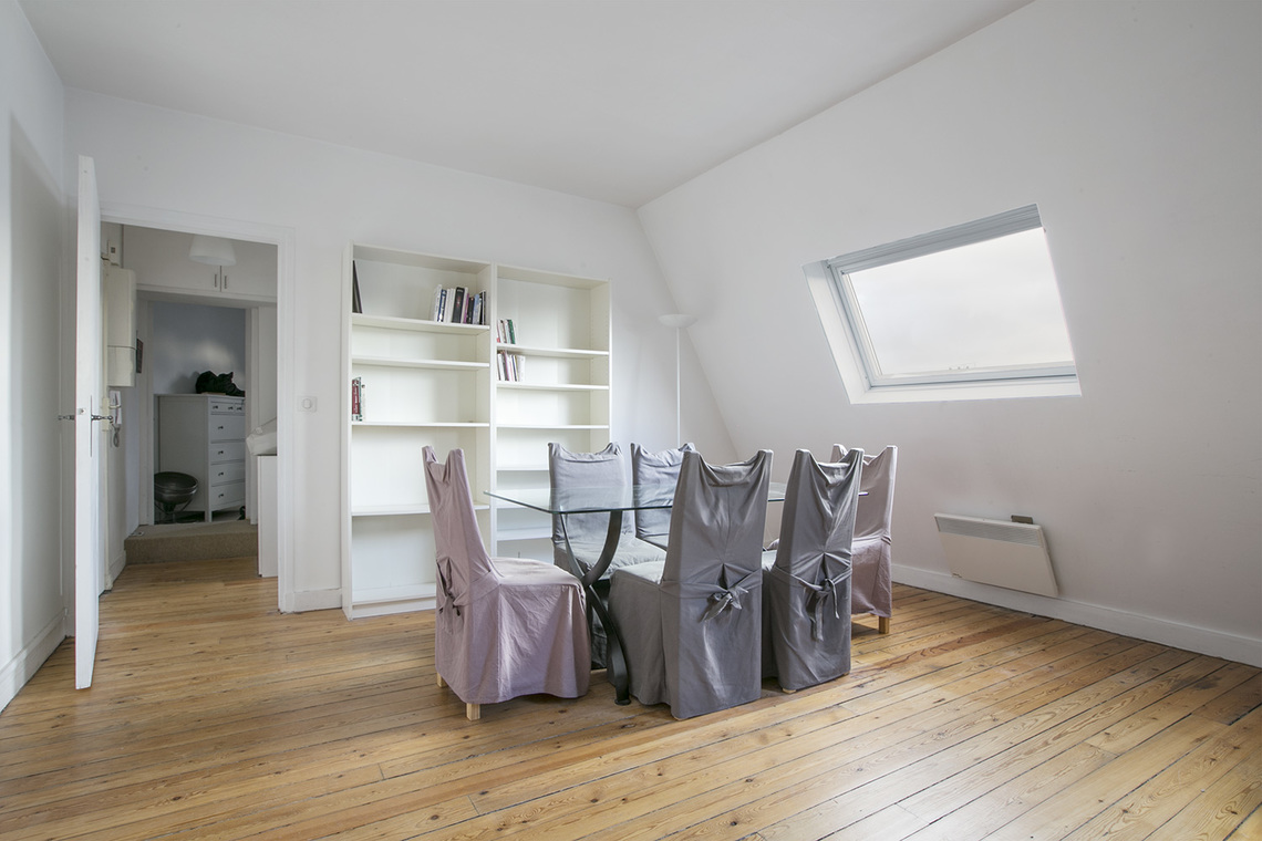 Apartment Paris Avenue Mozart 4