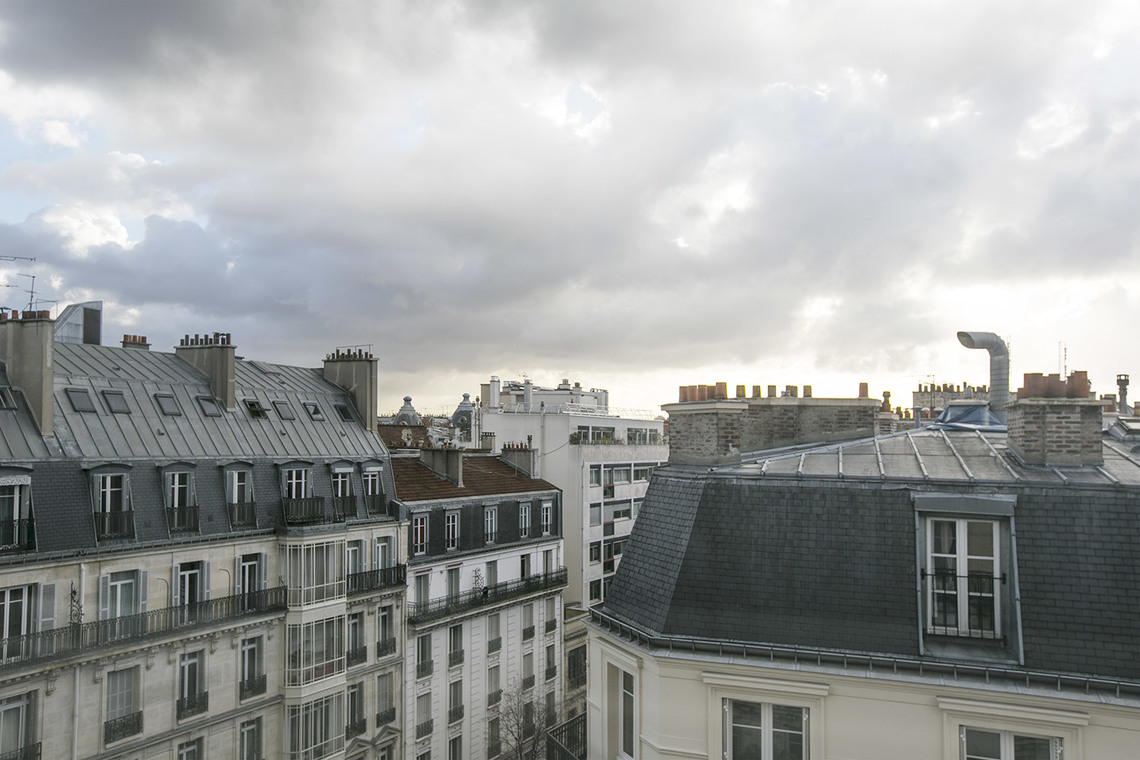Apartment Paris Avenue Mozart 13