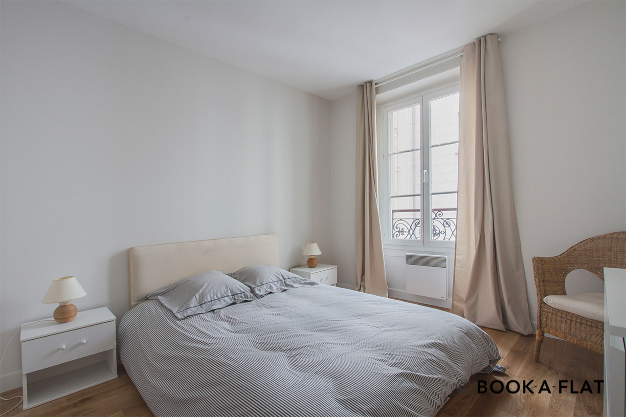 Appartement Paris Rue Belidor 8