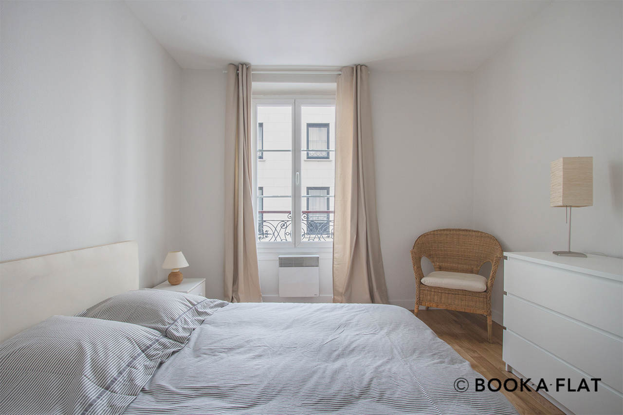 Appartement Paris Rue Belidor 10