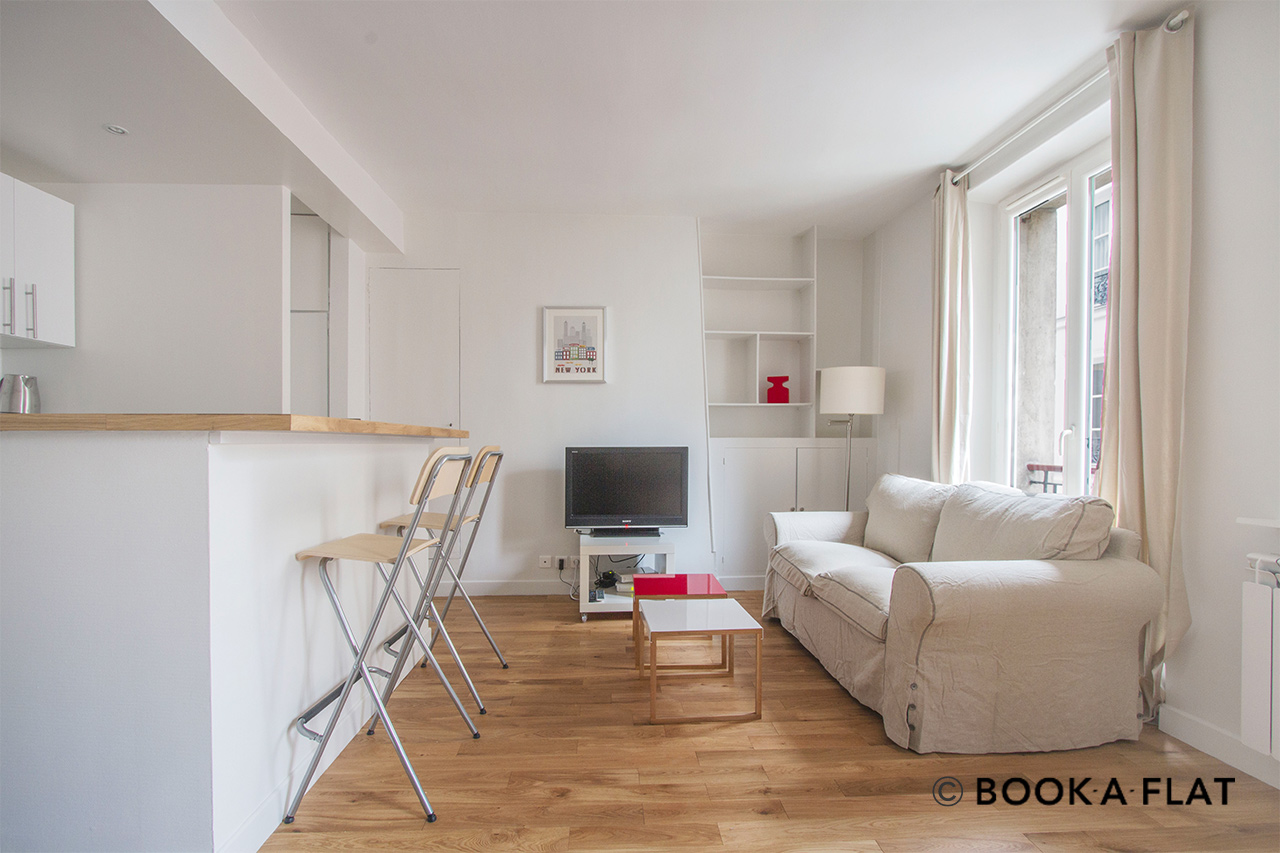 Paris Rue Belidor Apartment for rent