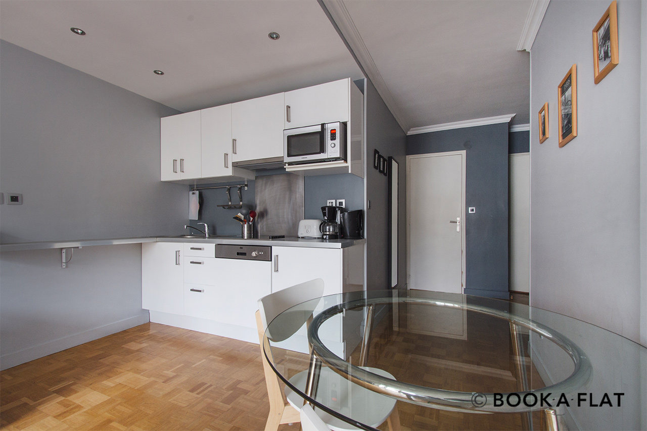 Apartment Paris Rue Blomet 7