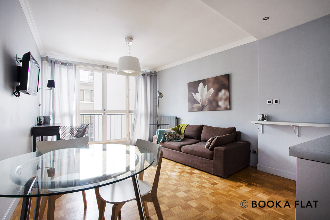 Furnished apartment for rent Paris Rue Blomet