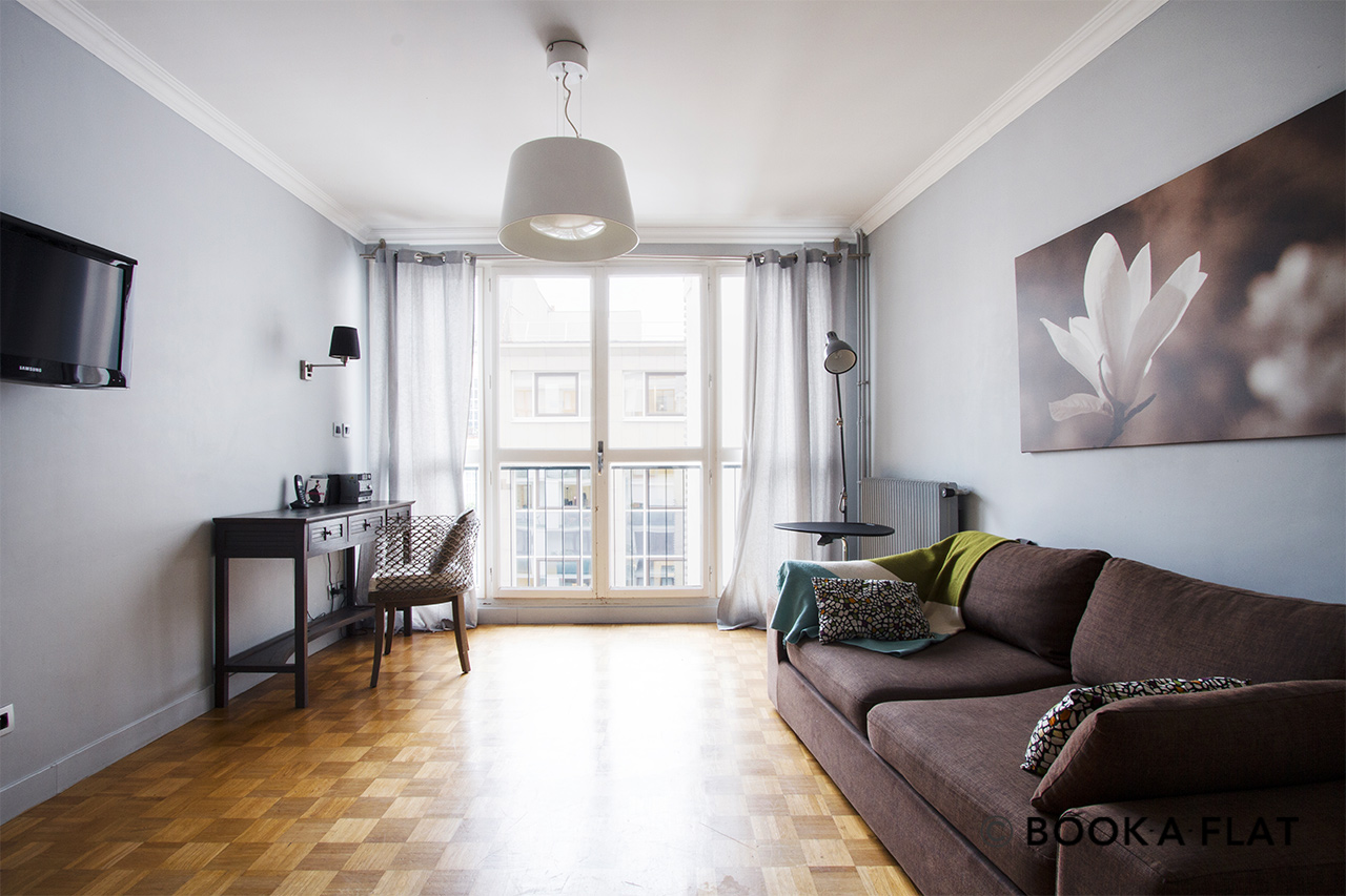 Paris Rue Blomet Apartment for rent