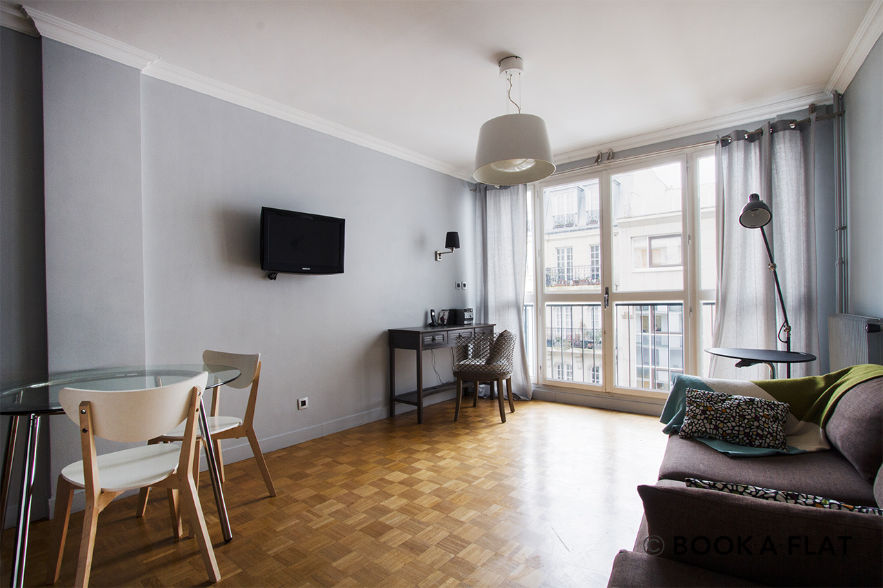 Apartment Paris Rue Blomet 2