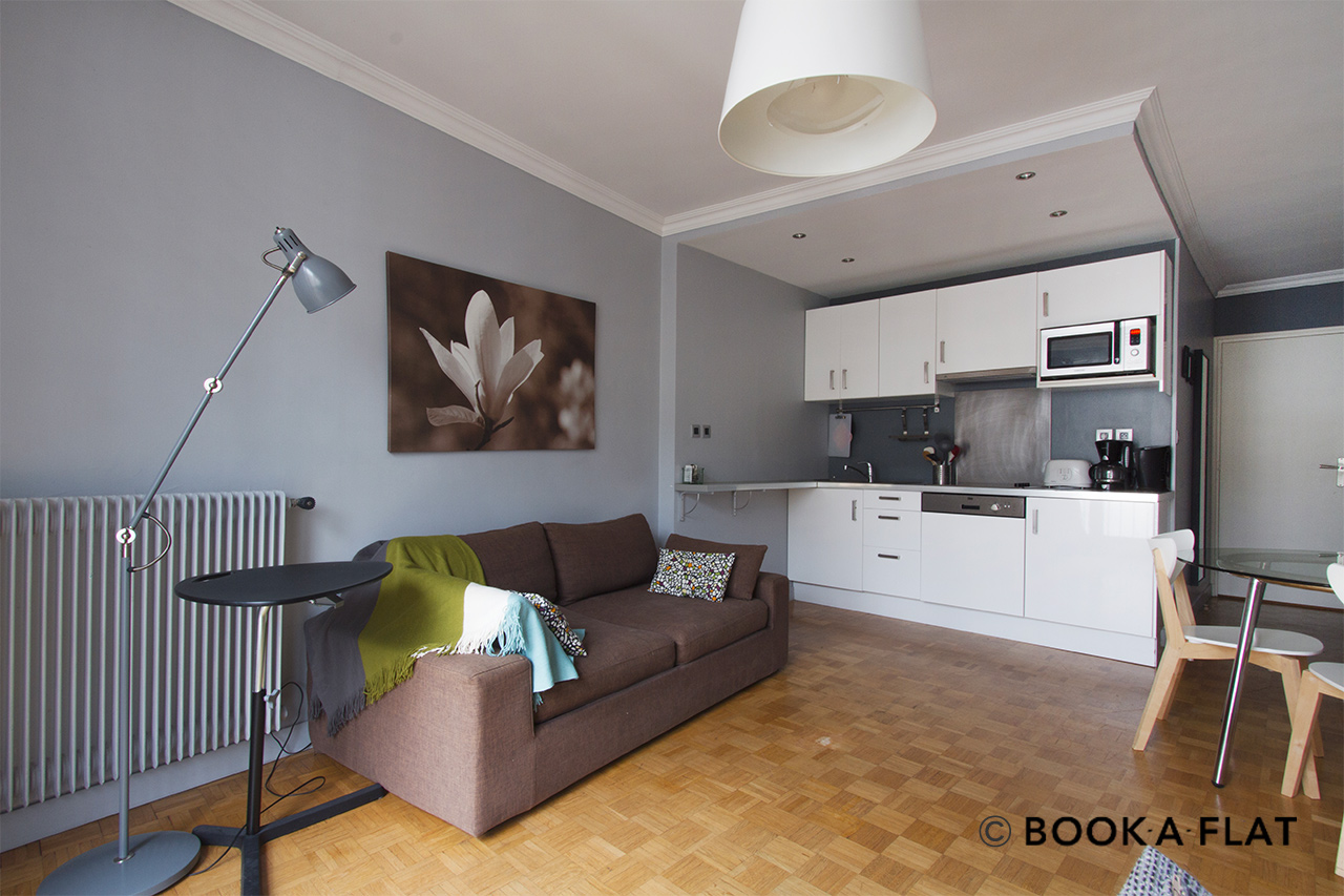 Квартира Paris Rue Blomet 3