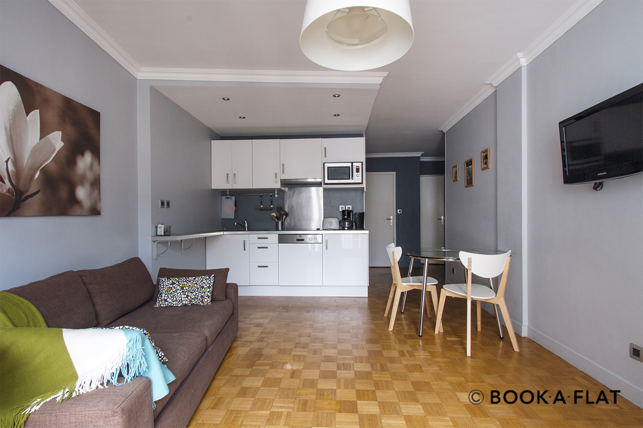 Apartment Paris Rue Blomet 4