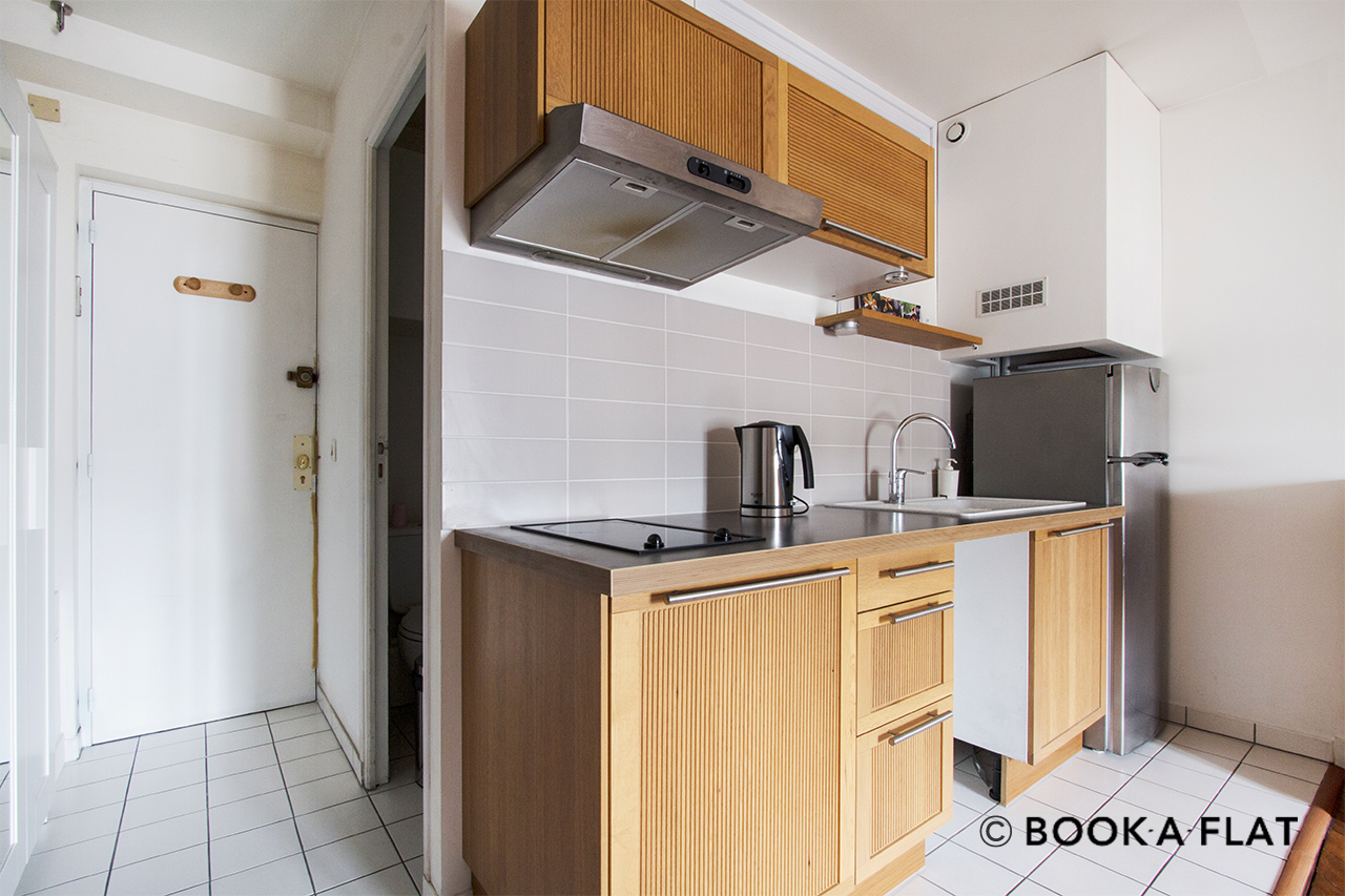 Appartement Paris Rue de Lisbonne 7