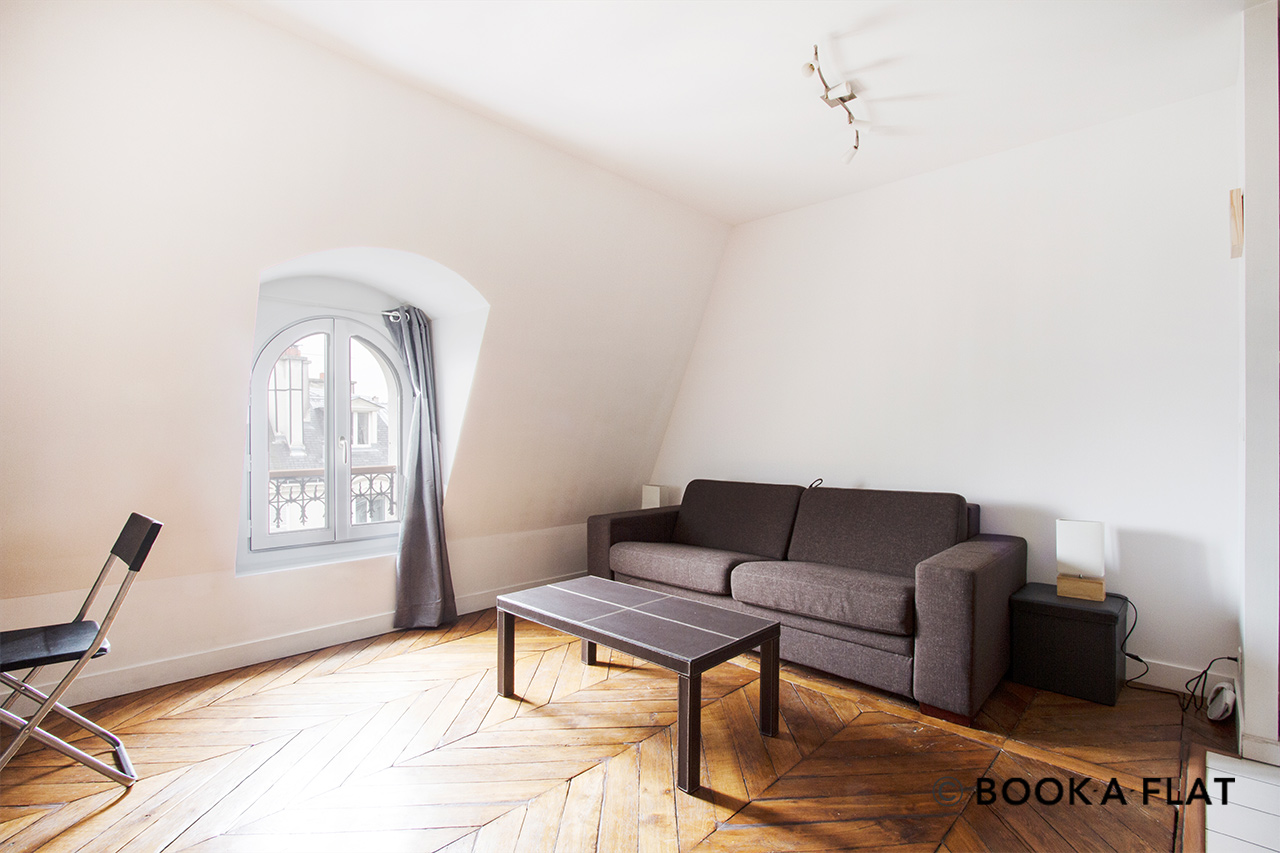 Appartement Paris Rue de Lisbonne 4