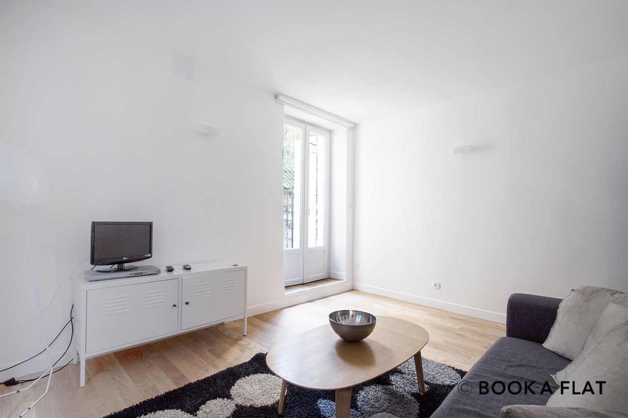 Appartement Paris Passage Cottin 3
