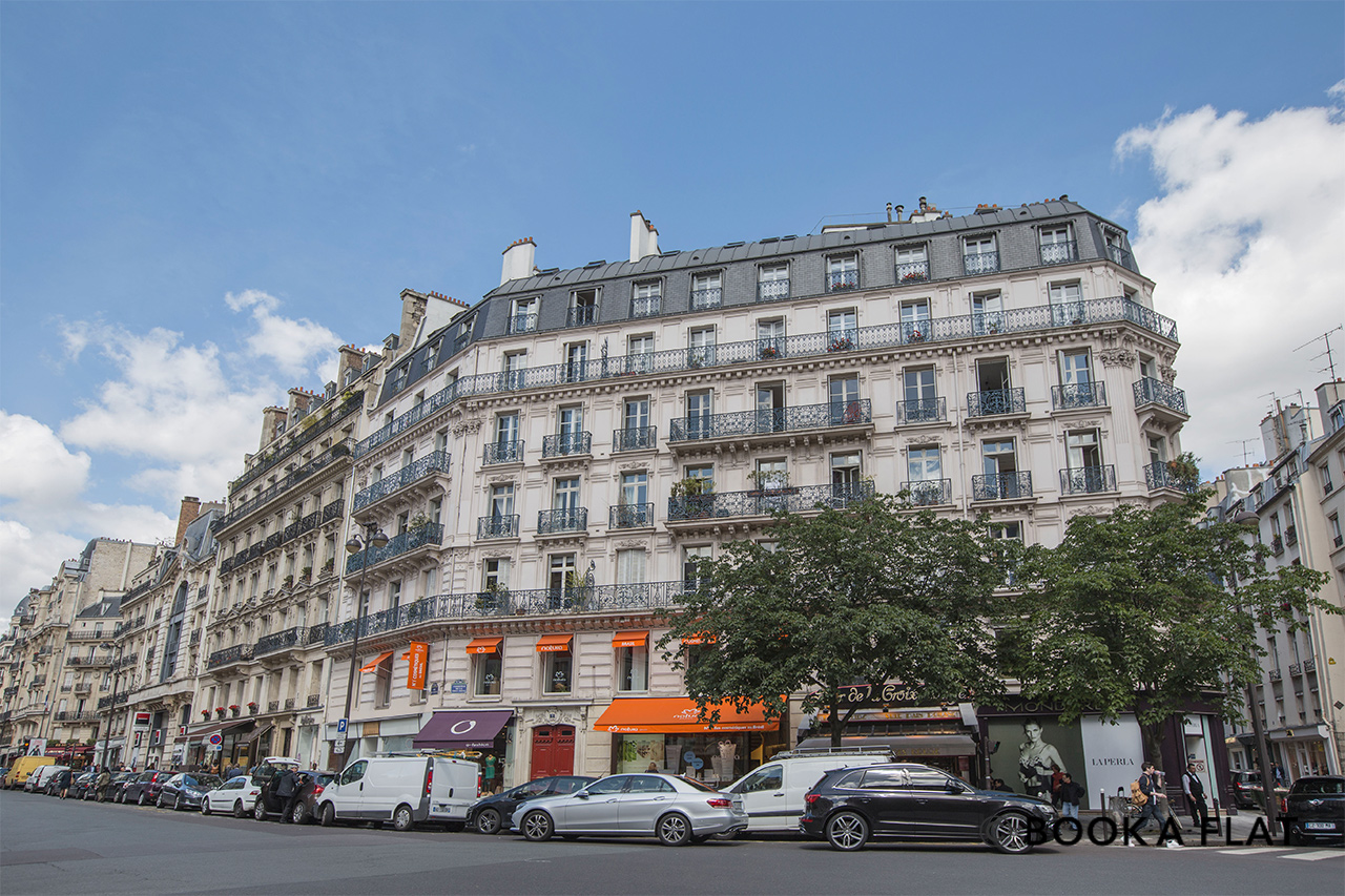 Apartamento Paris Place Michel Debré 14