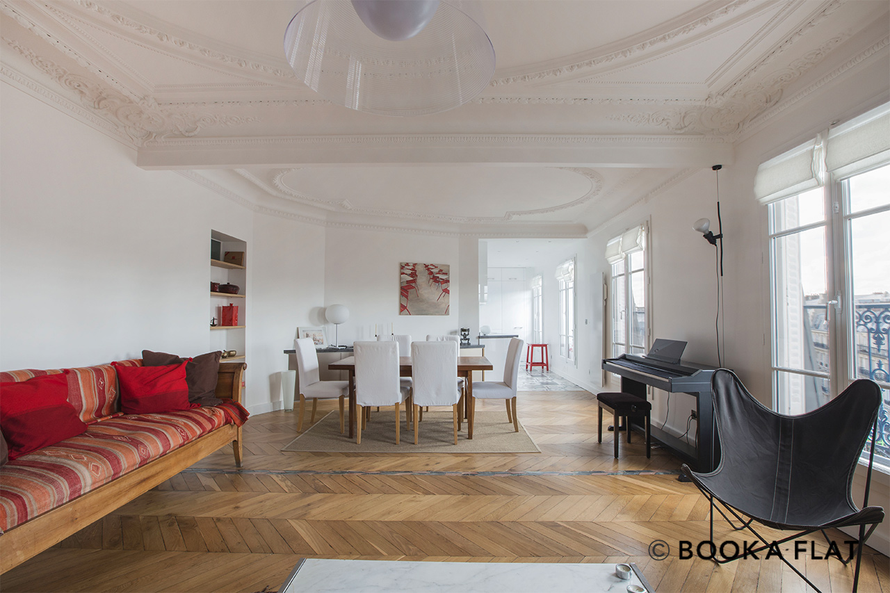 Paris Place Michel Debré Apartment for rent