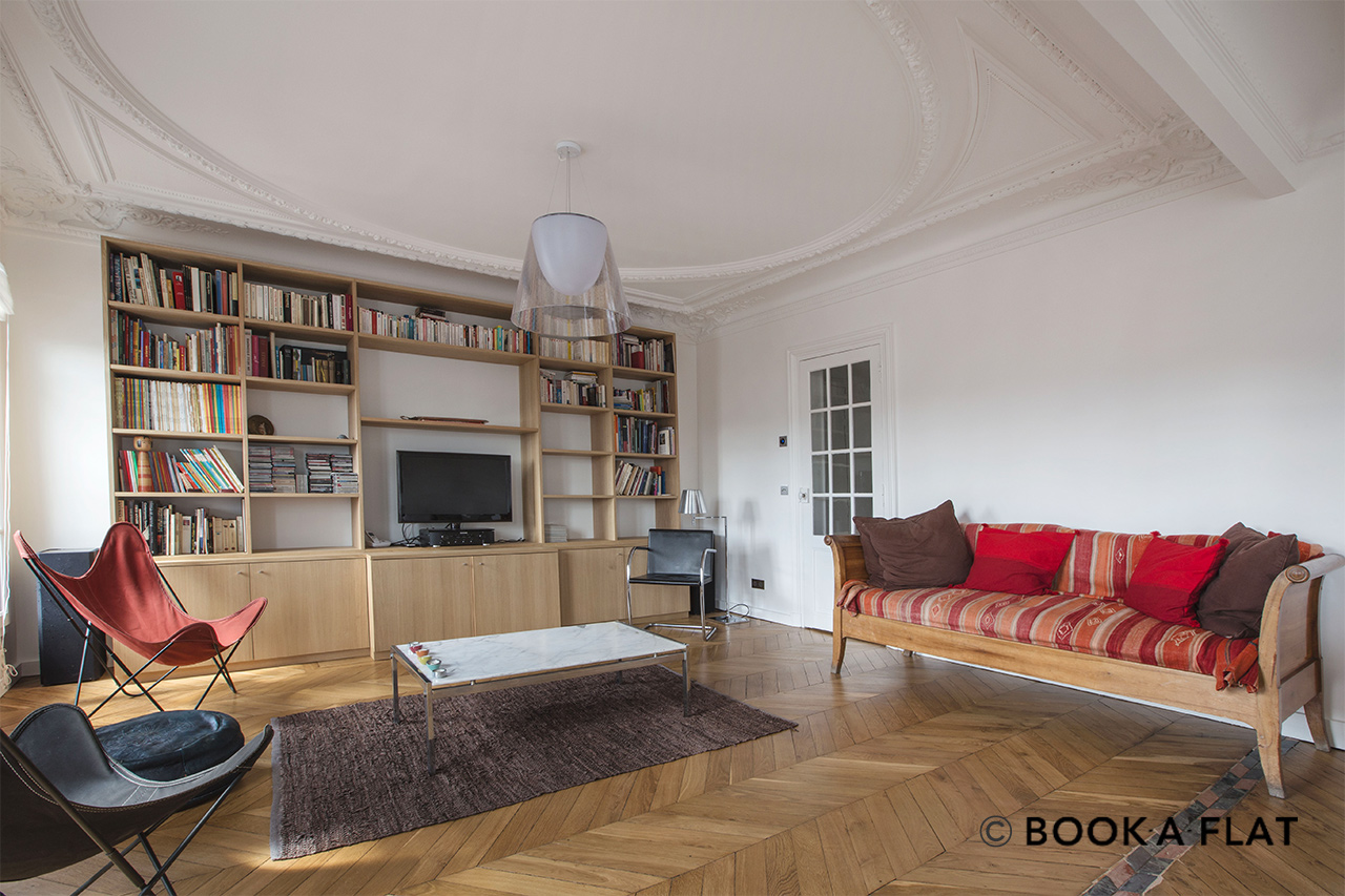 Apartamento Paris Place Michel Debré 2