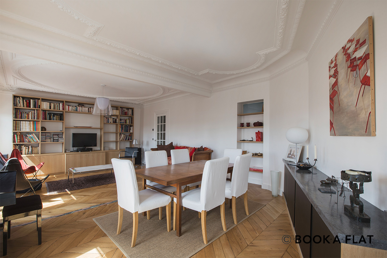Apartamento Paris Place Michel Debré 3