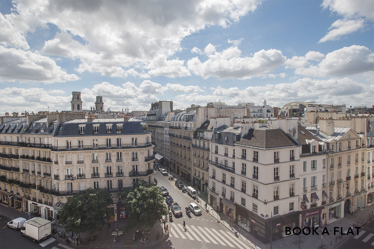 Apartamento Paris Place Michel Debré 12