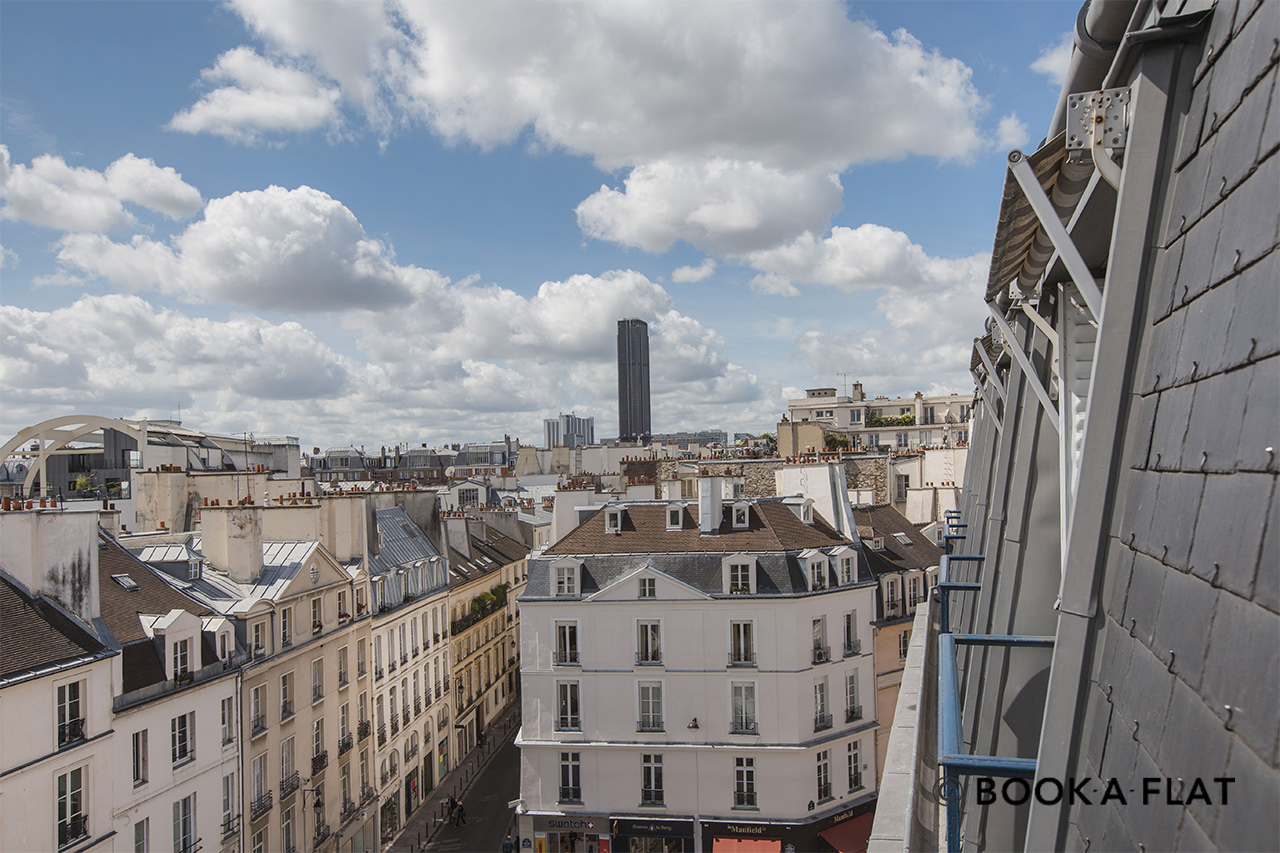 Apartamento Paris Place Michel Debré 13