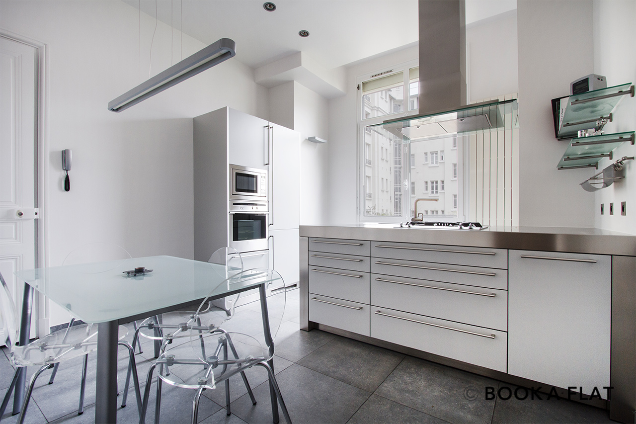Apartamento Paris Avenue de la République 5
