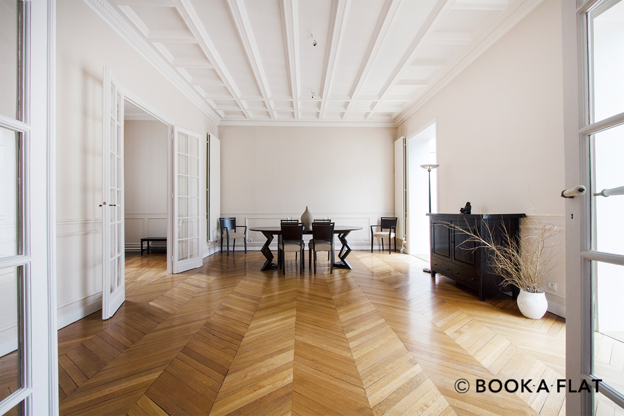 Apartamento Paris Avenue de la République 3