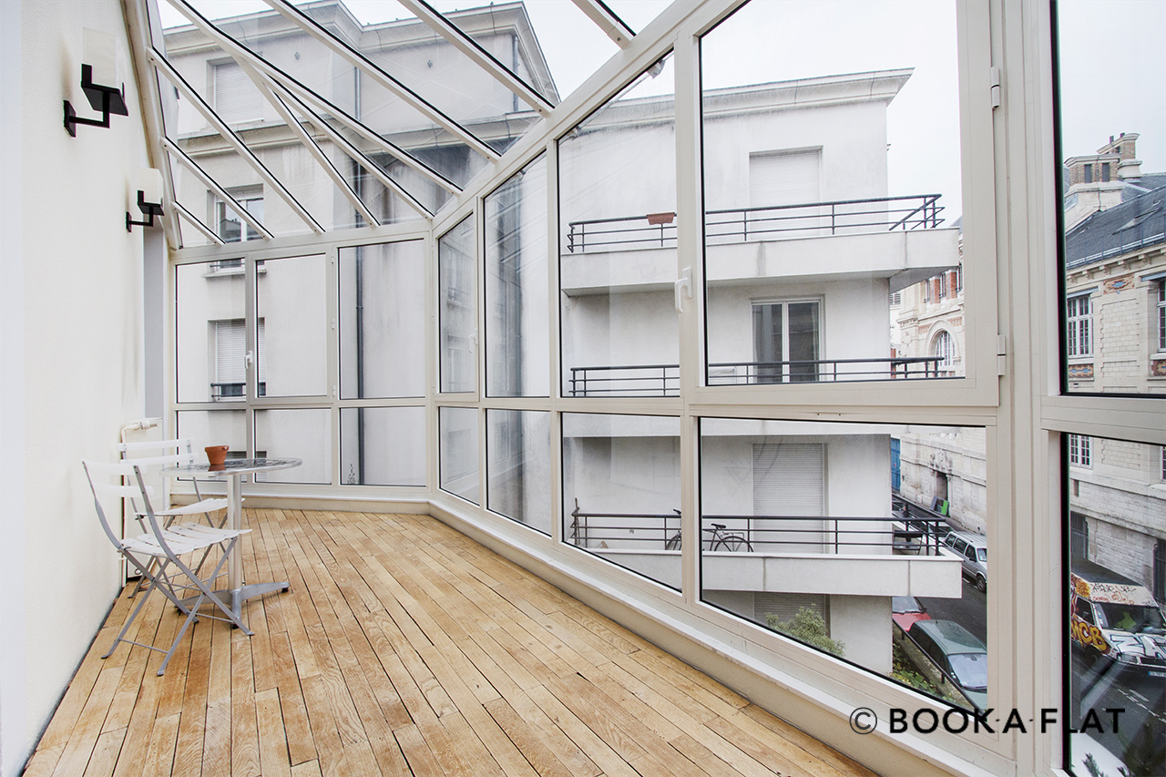 Apartamento Paris Avenue de la République 12