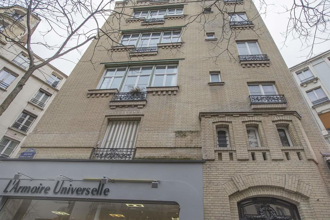 Apartment Paris Avenue Emile Zola 14