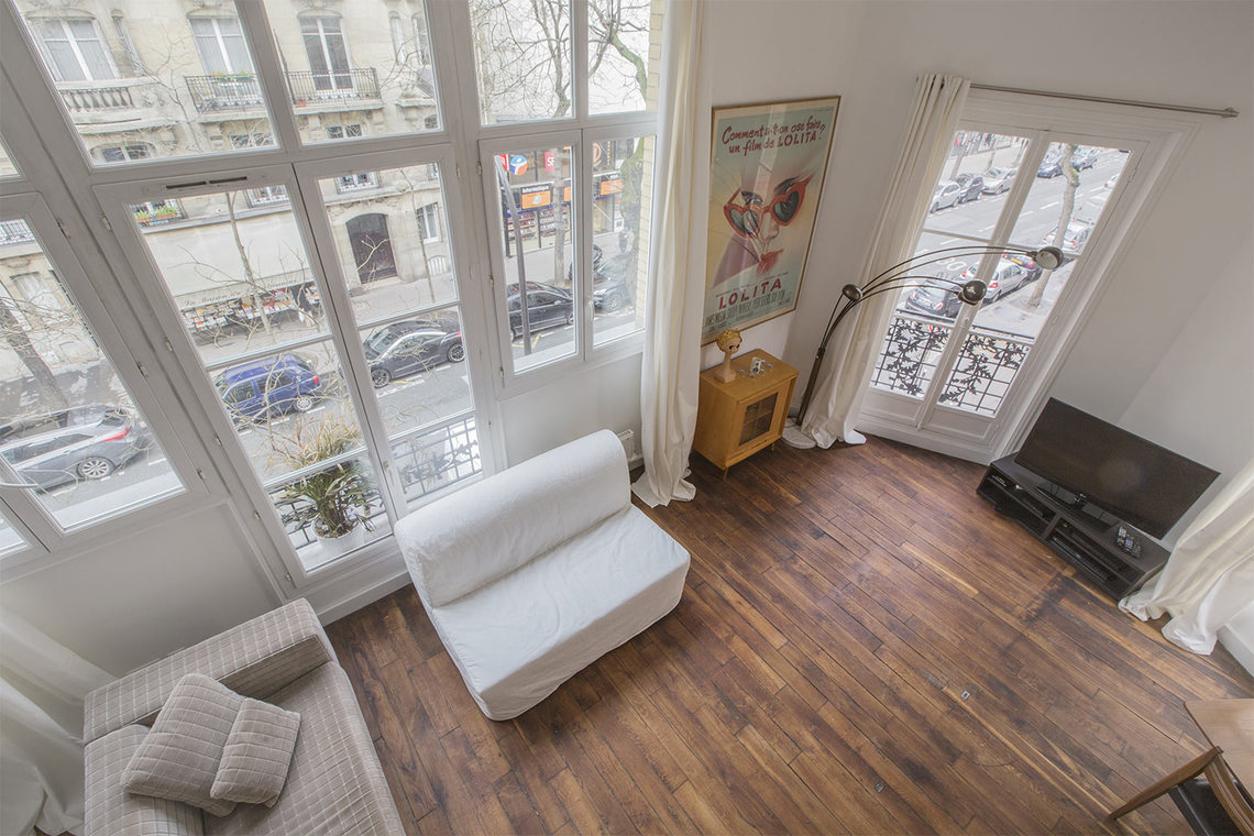 Apartment Paris Avenue Emile Zola 11