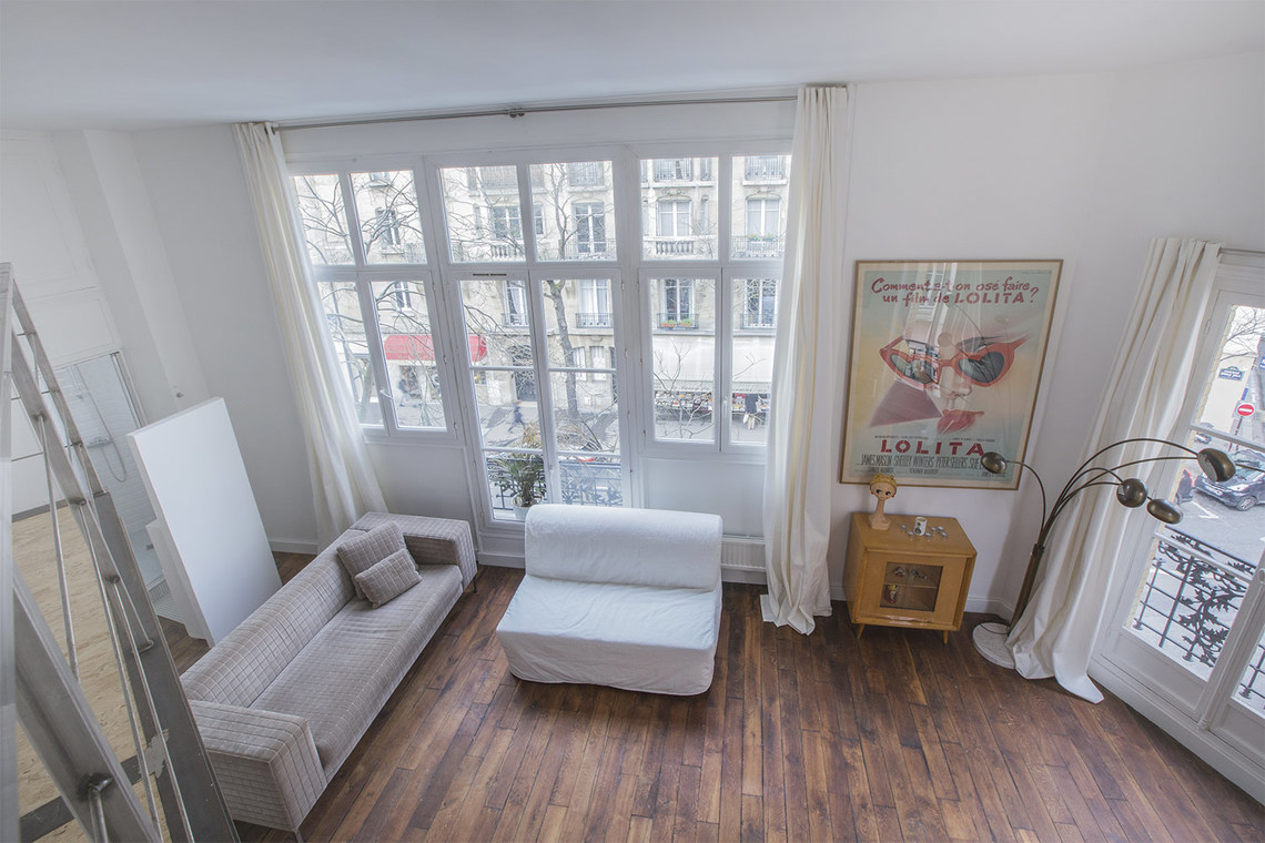Apartment Paris Avenue Emile Zola 12