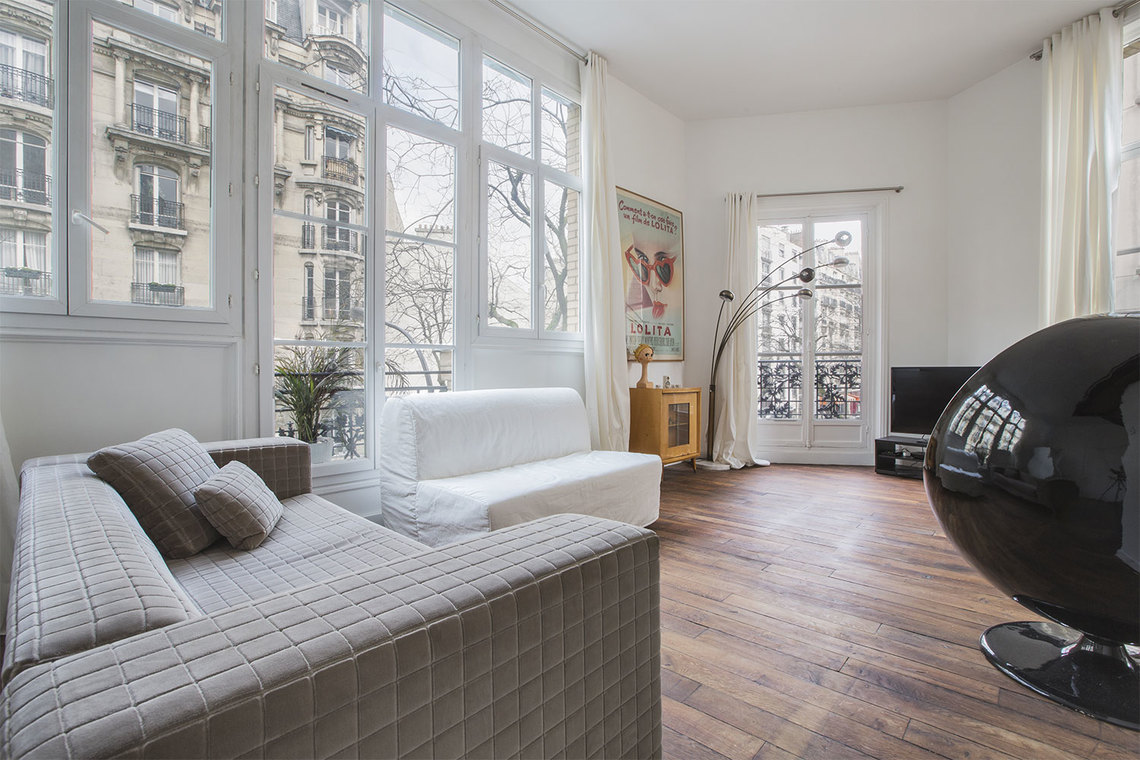 Paris Avenue Emile Zola Apartment for rent