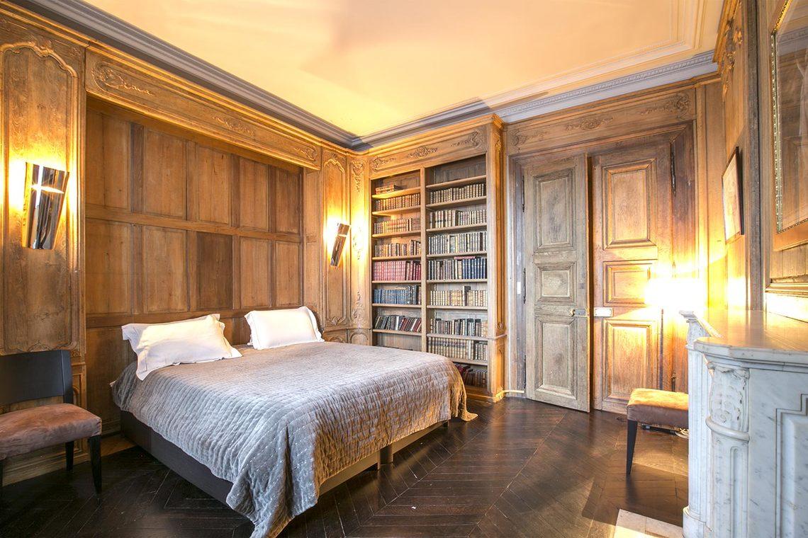 Location appartement meubl quai anatole france paris ref 10688 - Location paris 3 chambres ...