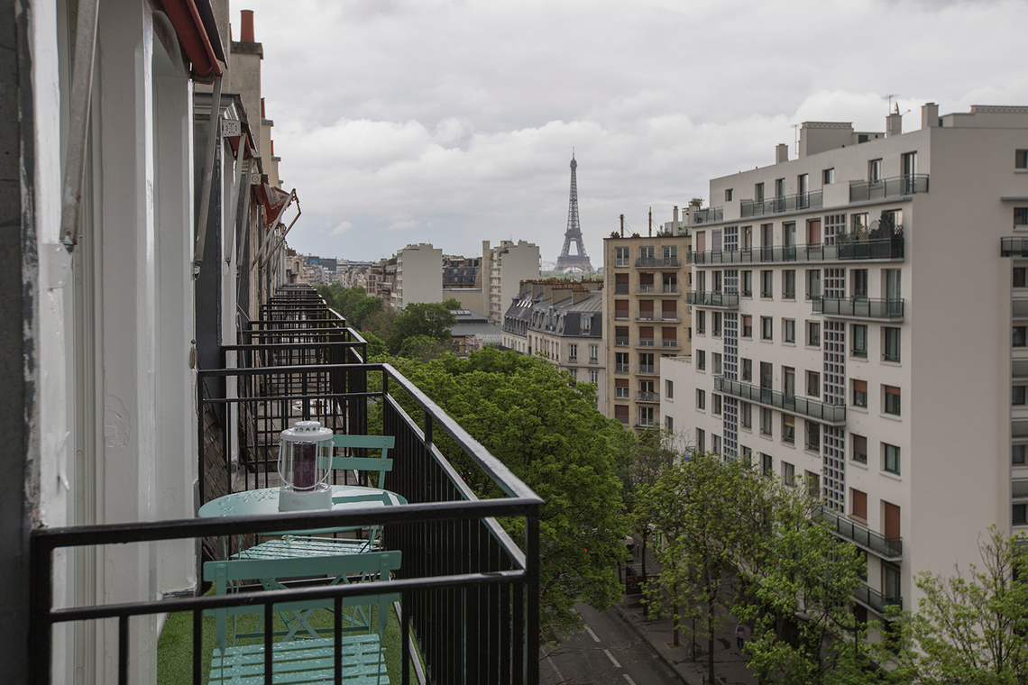 Appartement Paris Avenue de Versailles 12