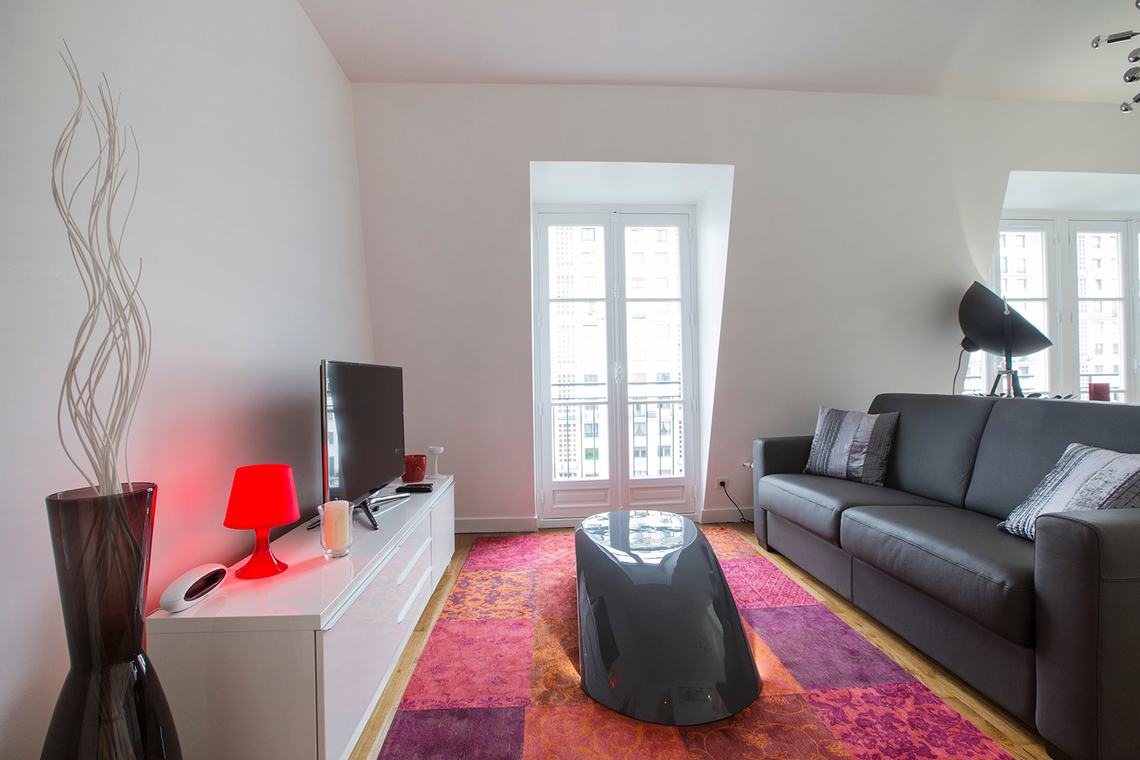 Appartement Paris Avenue de Versailles 2