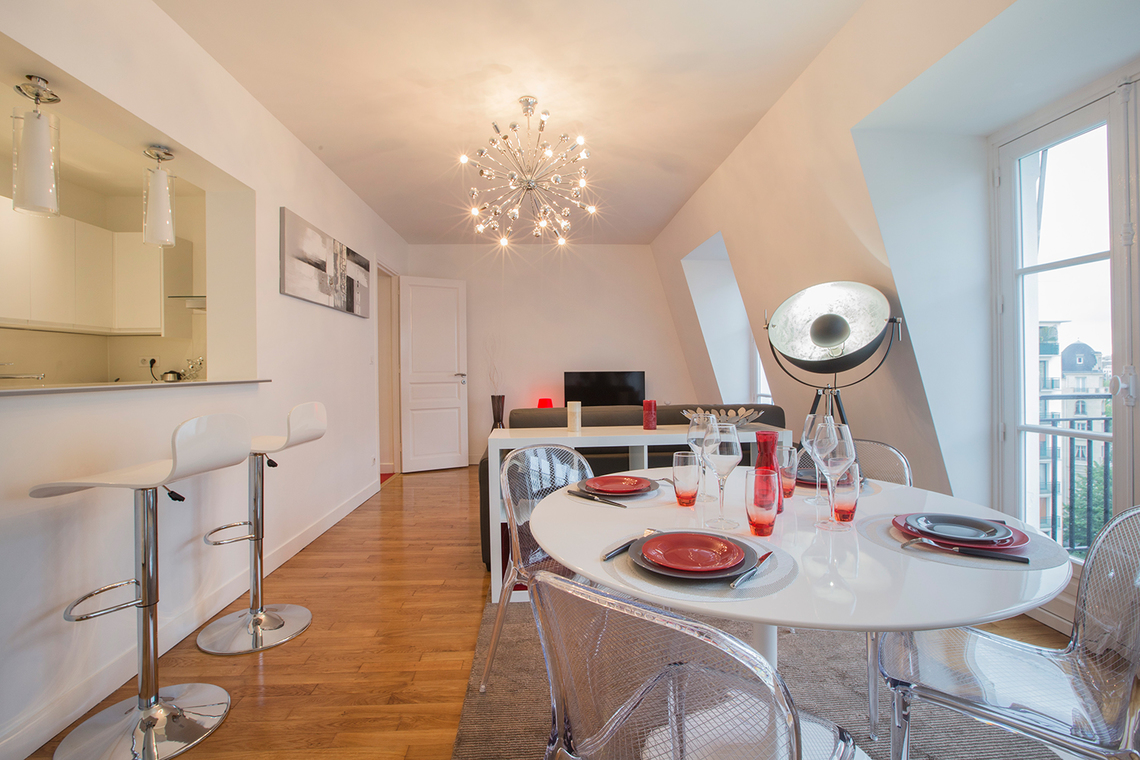 Appartement Paris Avenue de Versailles 5