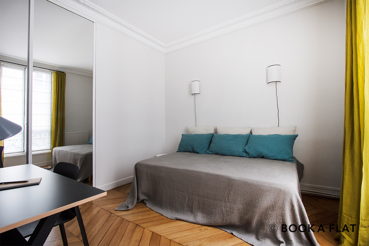 Apartment Paris Rue des Renaudes 7