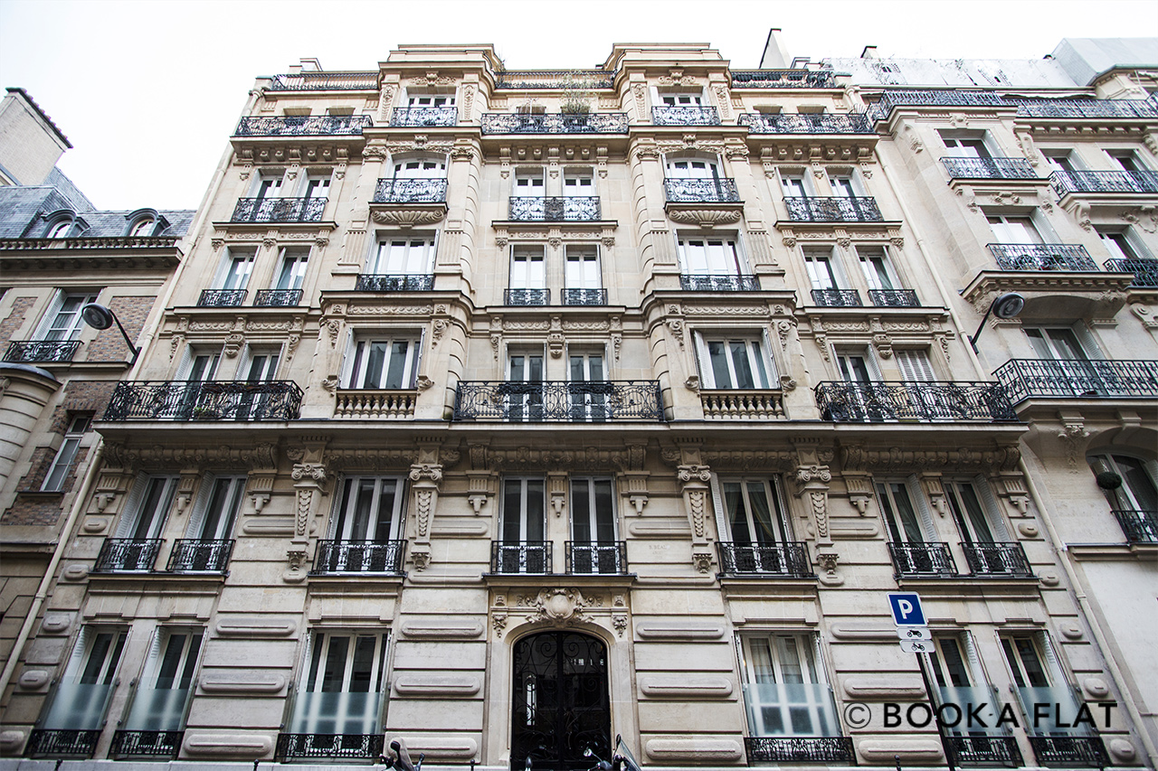 Apartment Paris Rue des Renaudes 11