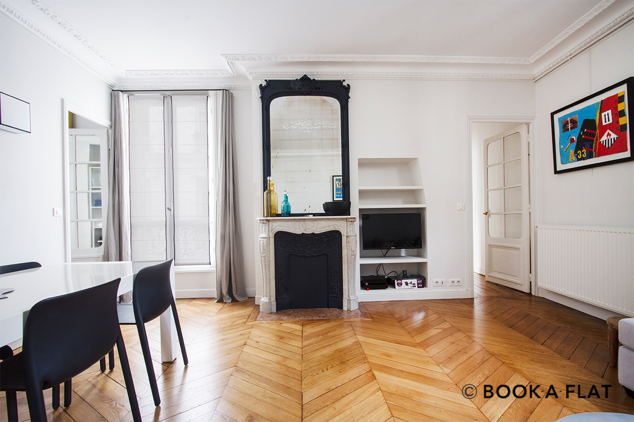 Apartment Paris Rue des Renaudes 5