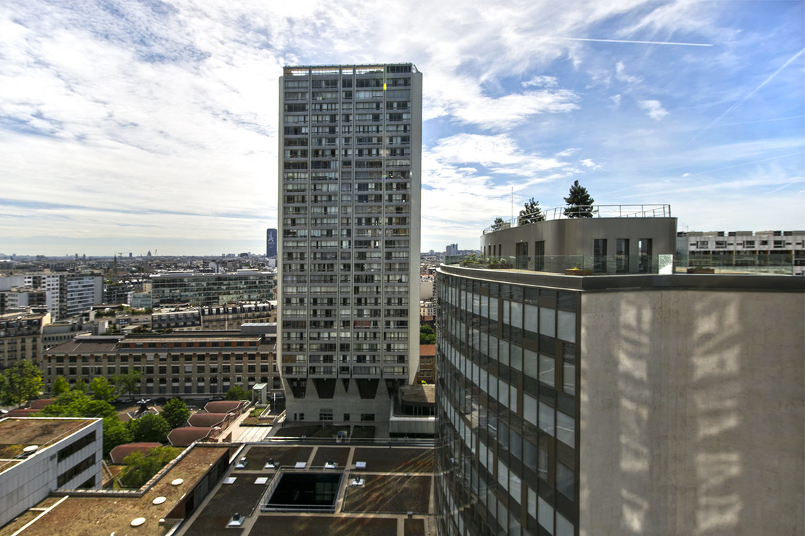 Apartment Paris Quai de Grenelle 9