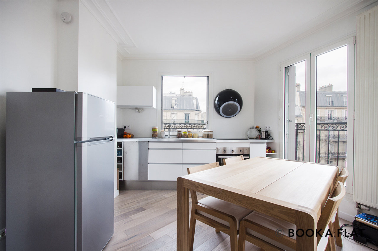 Apartment Paris Avenue de Villiers 5