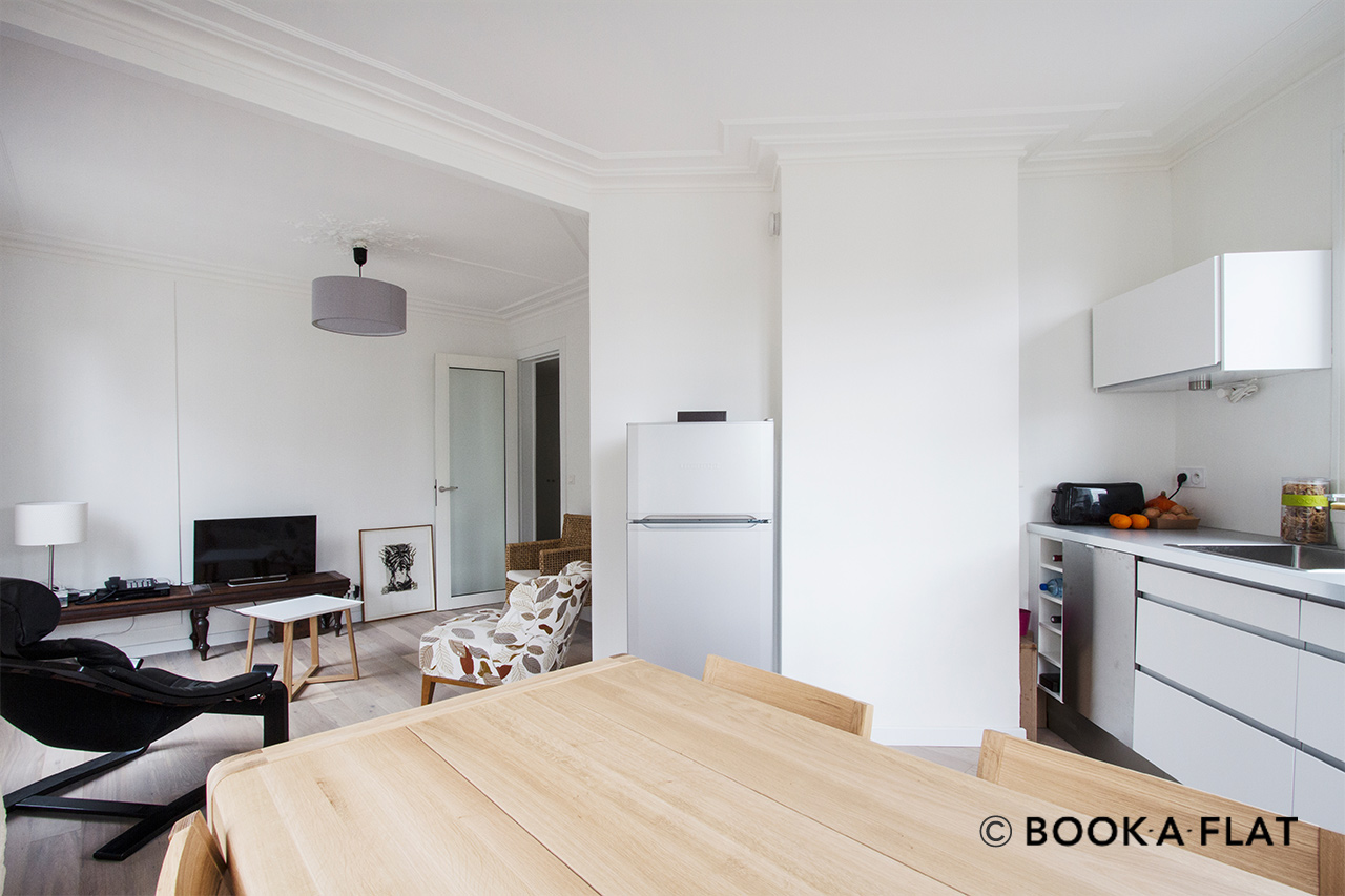 Apartment Paris Avenue de Villiers 7