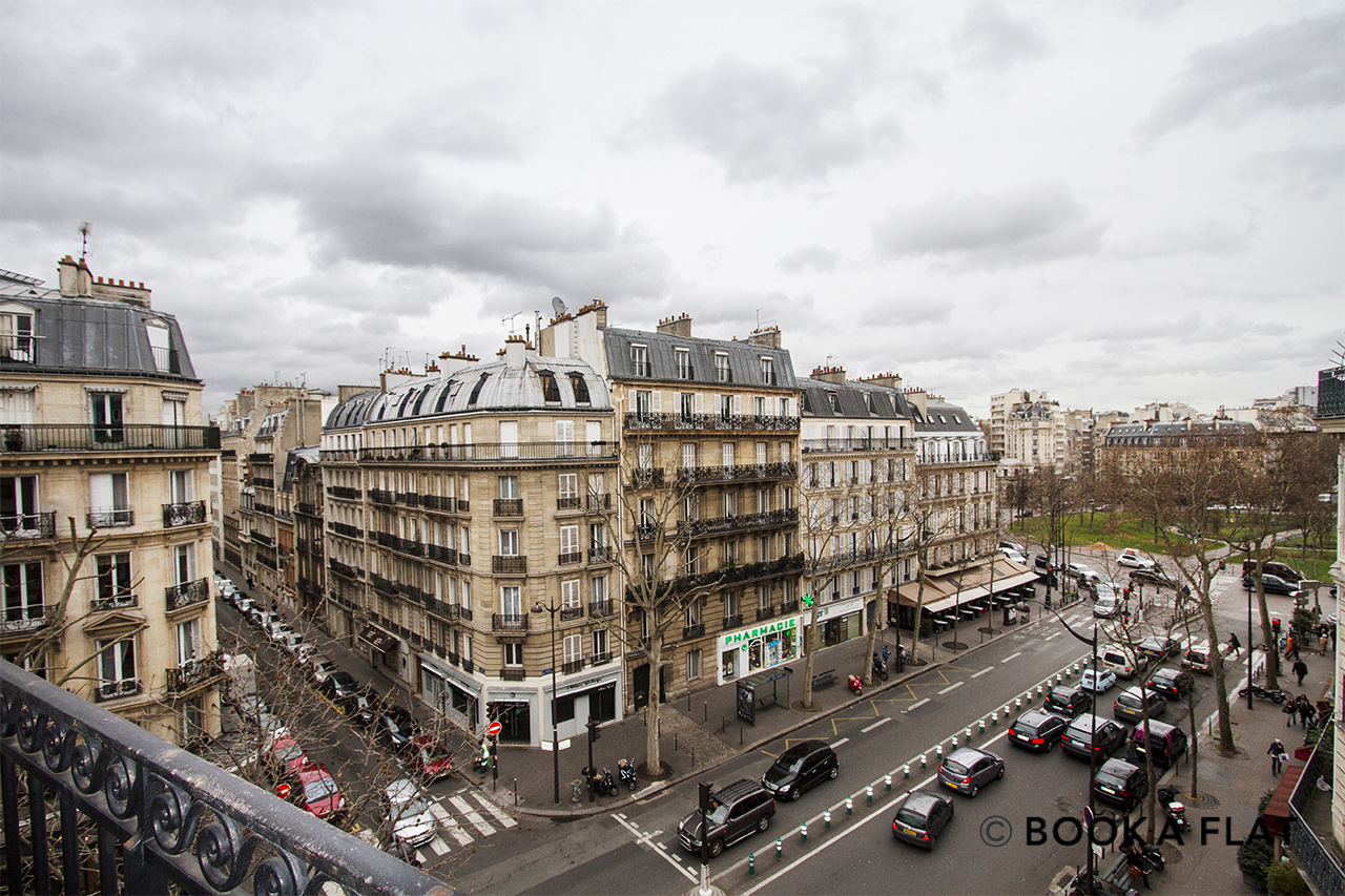 Квартира Paris Avenue de Villiers 13