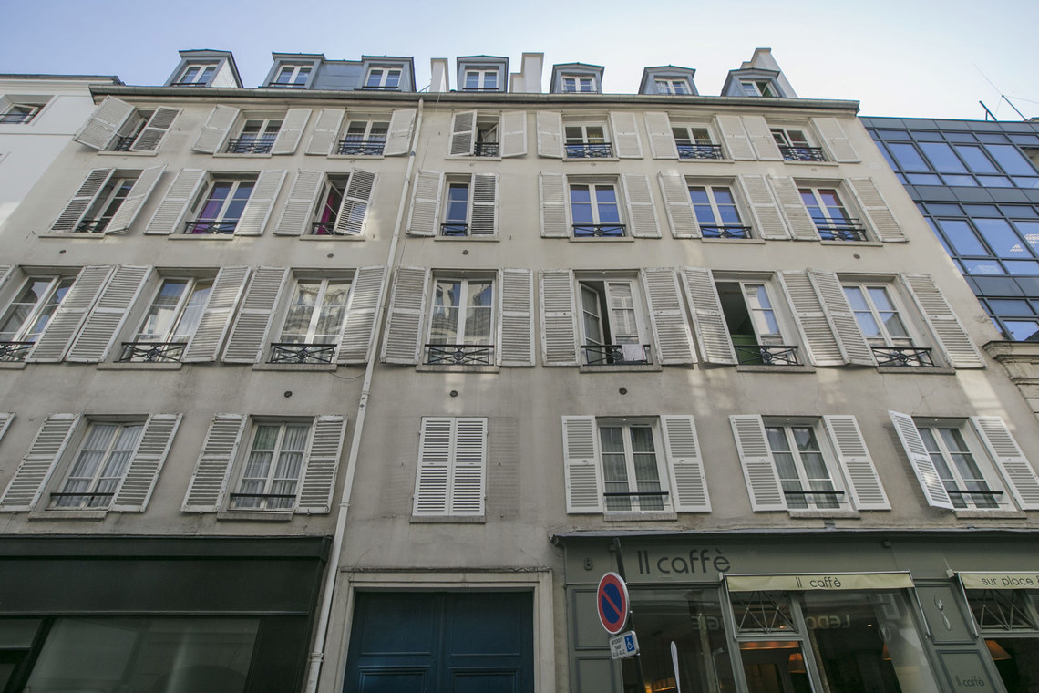 Appartement Paris Rue de Duras 12