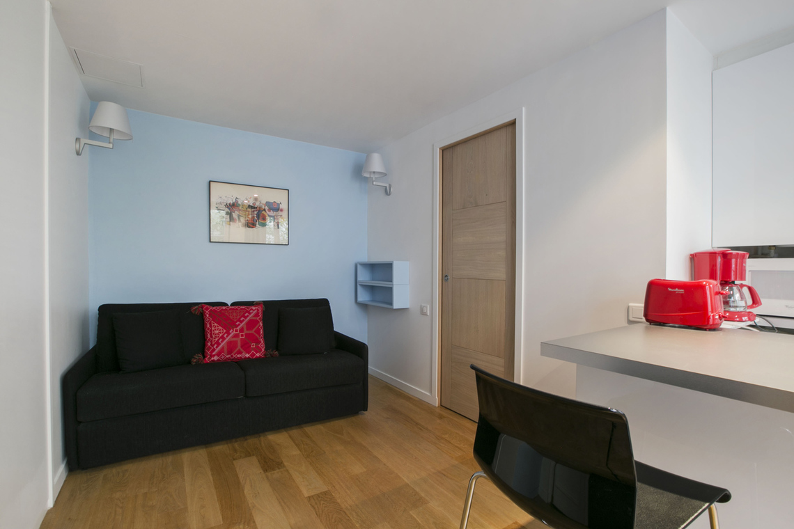 Furnished apartment for rent Paris Rue de Duras