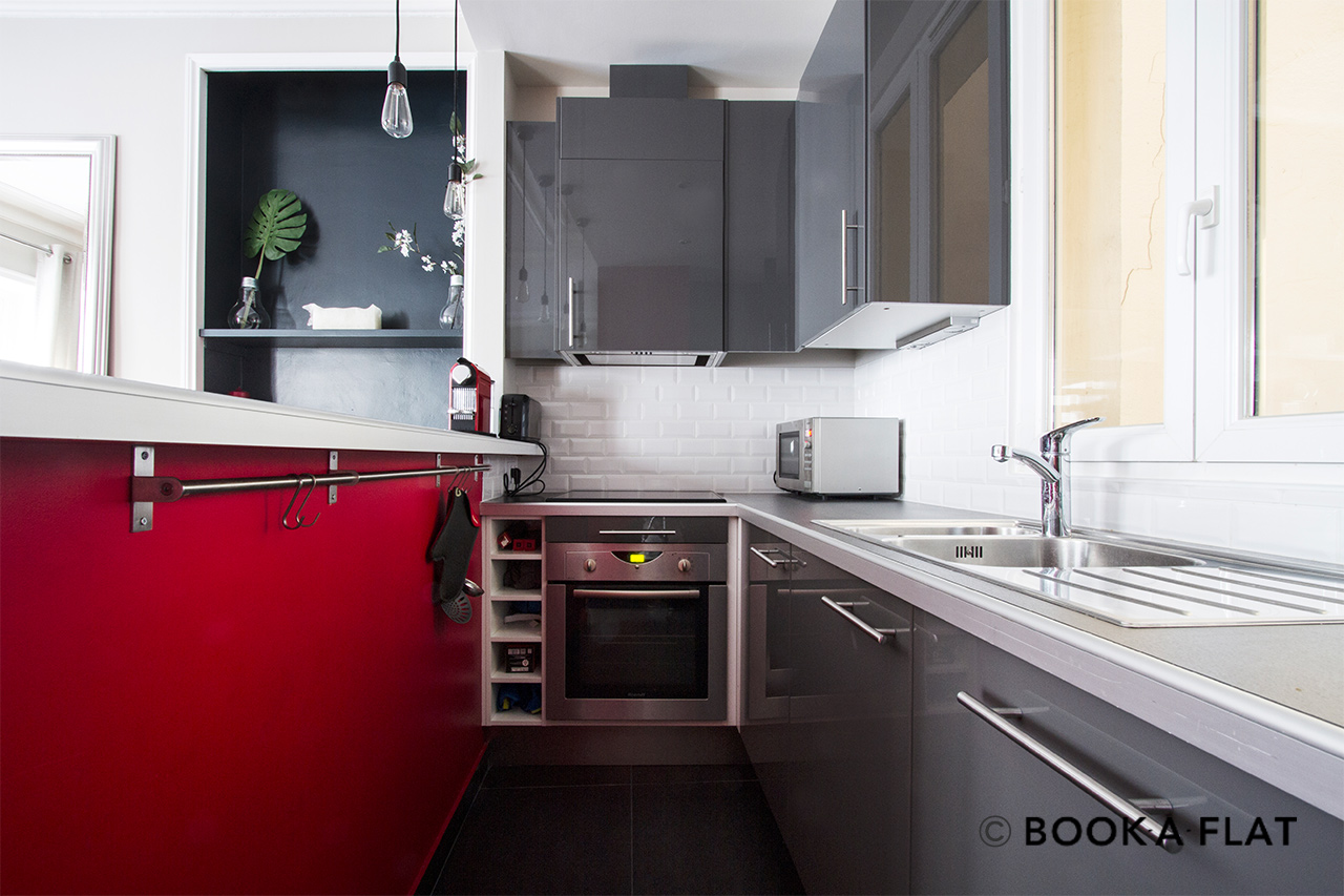 Appartement Paris Rue René Boulanger 6