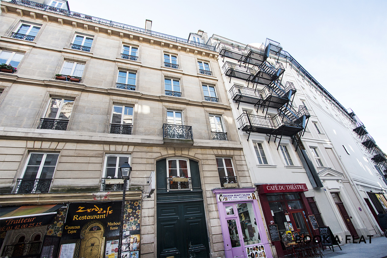 Appartement Paris Rue René Boulanger 12