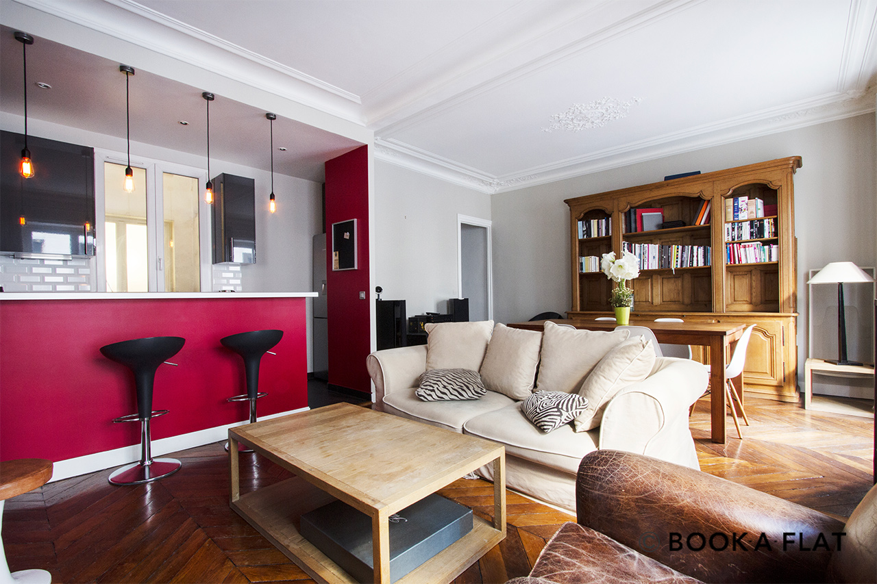 Appartement Paris Rue René Boulanger 2