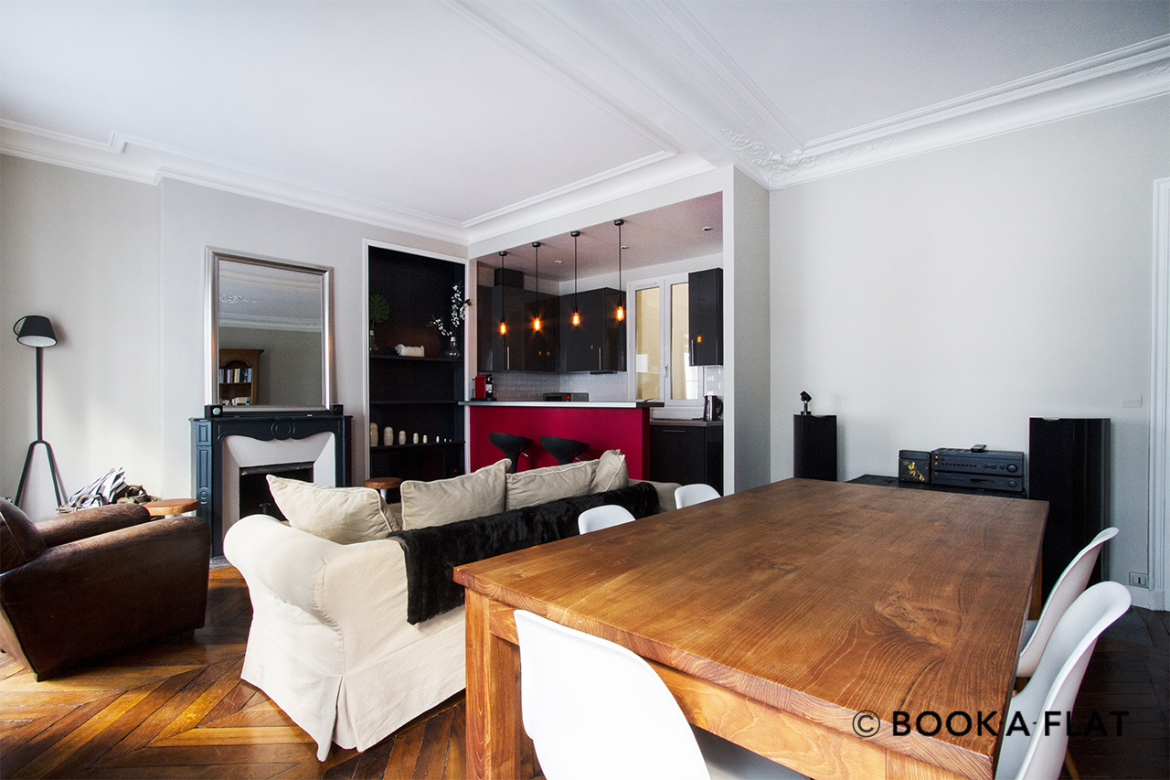 Appartement Paris Rue René Boulanger 3