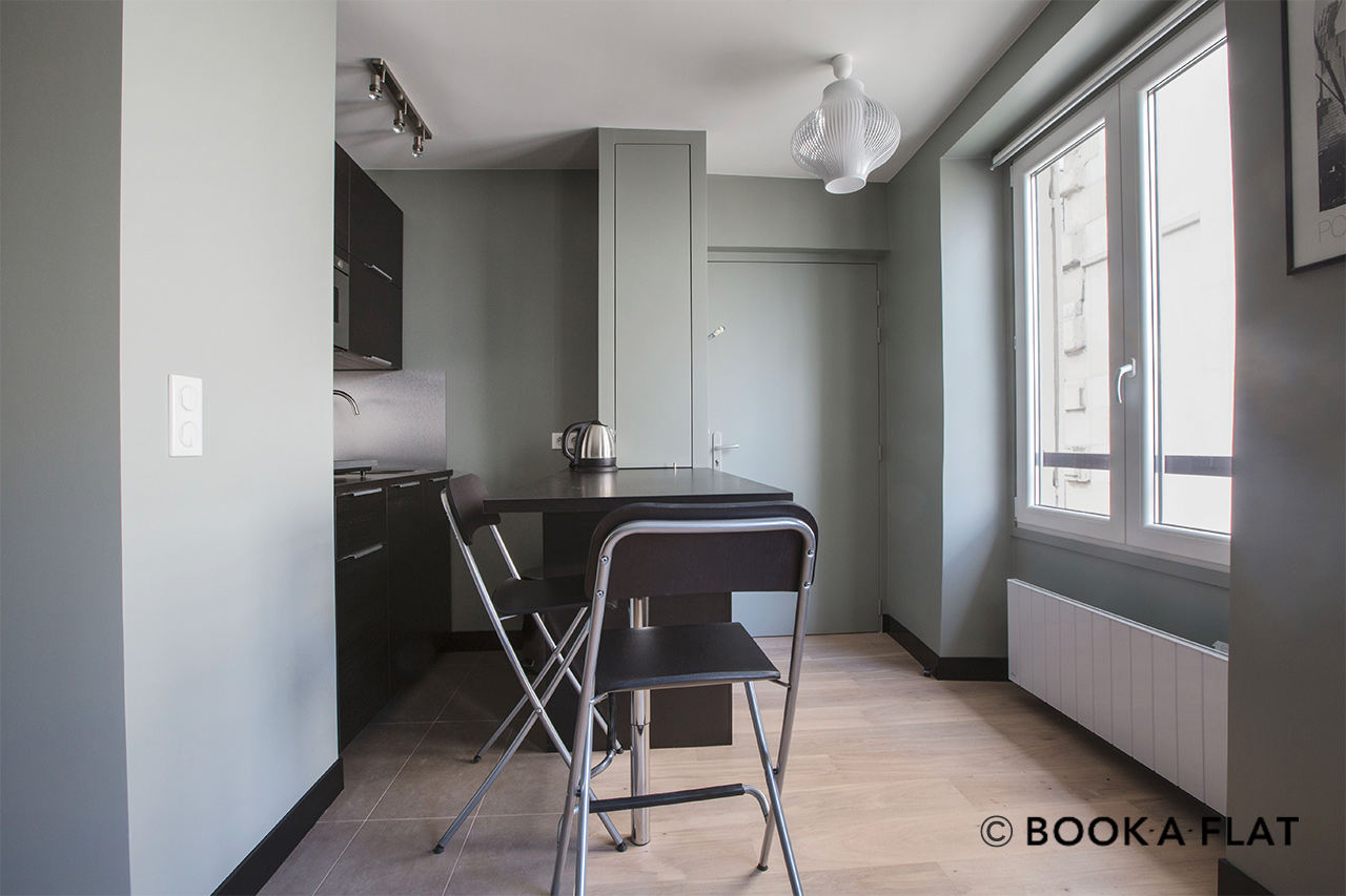 Apartment Paris Rue Saint Lazare  5