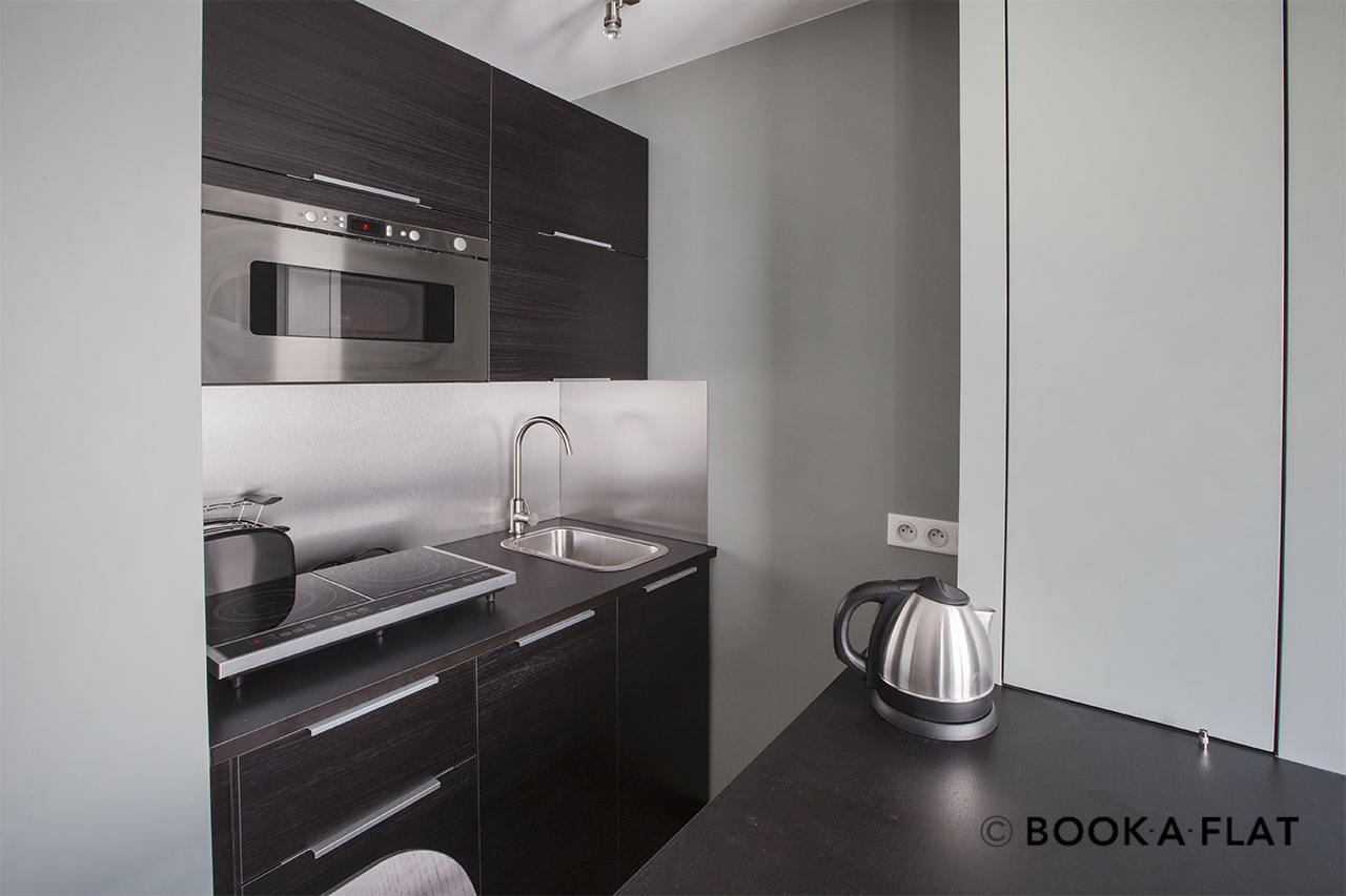 Apartment Paris Rue Saint Lazare  6